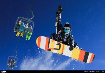 Tehran, Iran - Tehran, Tochal Ski Resort 52