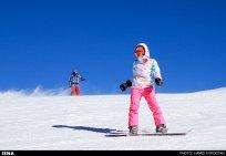 Tehran, Iran - Tehran, Tochal Ski Resort 57