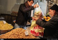 Tehran, Iran - Yalda Night Preparations 06