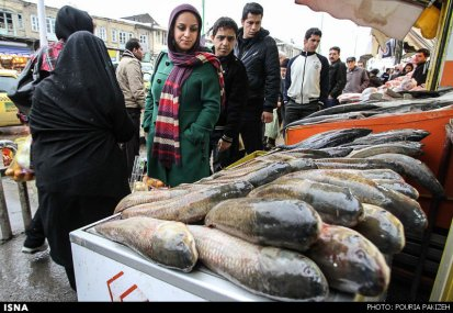 Tehran, Iran - Yalda Night Preparations 09