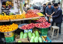 Tehran, Iran - Yalda Night Preparations 13