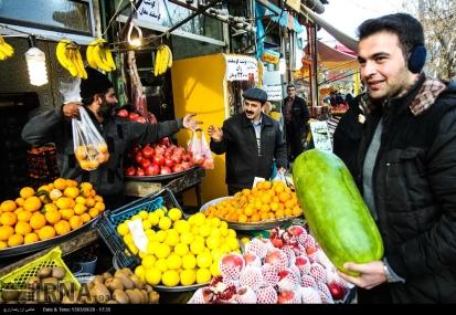 Tehran, Iran - Yalda Night Preparations 14