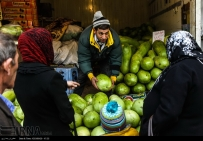 Tehran, Iran - Yalda Night Preparations 16