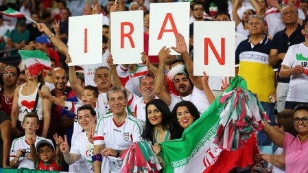 Asian Cup 2015 in Australia - Iranian Football Fans 09