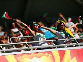 Asian Cup 2015 in Australia - Iranian Football Fans 17