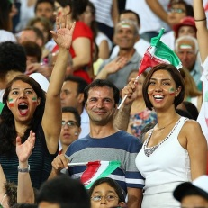 Asian Cup 2015 in Australia - Iranian Football Fans 21