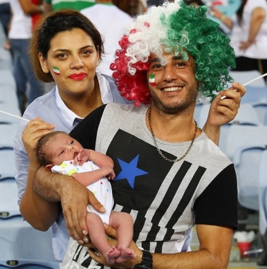 Asian Cup 2015 in Australia - Iranian Football Fans 22
