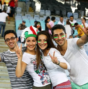 Asian Cup 2015 in Australia - Iranian Football Fans 24