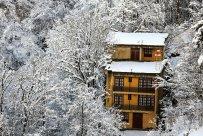 Gilan Province, Iran - Masuleh, Snow 05