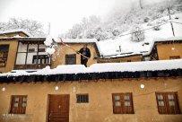 Gilan Province, Iran - Masuleh, Snow 08