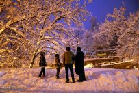 Gilan Province, Iran - Masuleh, Snow 17