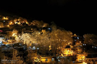 Gilan Province, Iran - Masuleh, Snow 21