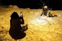 Gilan Province, Iran - Masuleh, Snow 22
