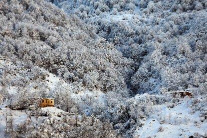Gilan Province, Iran - Masuleh, Snow 26