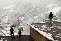 Gilan Province, Iran - Masuleh, Snow 28