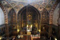 Iran Christmas Christians Church -2