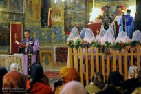 Iran Christmas Christians Church -3