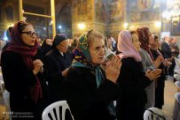 Iran Christmas Christians Church -7