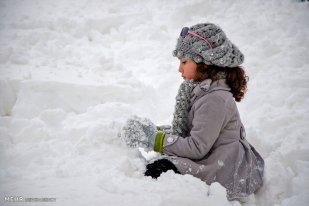 Kurdistan Province, Iran - Marivan, Snowman Festival 04