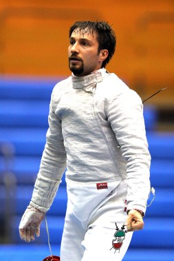 Abedini+Shormasti+Mojtara+Fencing+Iran+London+Olympic