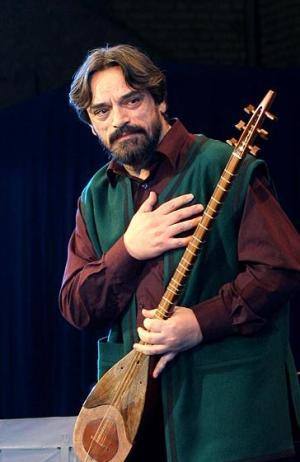Alizadeh, Hossein - Iranian tar virtuoso