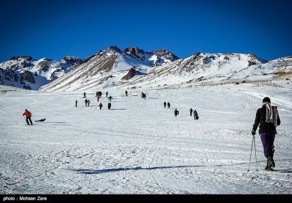 Alvares Ski Resort in Iran's Ardebil Province 00