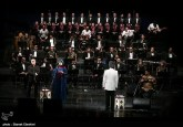 Azeri singer Qasimov performs in Iran with Tehran's Wind Orchestra 03