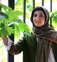 baran kosari actress Iran - 02