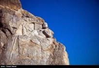 Rosetta Stone UNESCO World Heritage Site Behistun Bisutun Inscription Iran 05