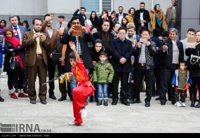 Chinese New Year festivities in Embassy in Tehran, Iran 05