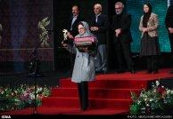 Iran Fajr Film Festival 2015 winners - Bita Mansuri, producer of 'Crazy'
