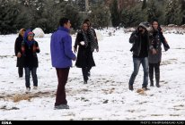 Iran, Kerman Winter Snow 10