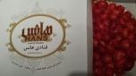 Strawberry cream cake at Hans, Tehran Photograph: The Tehran Bureau