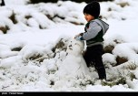 Snow Kerman Iran Snowballs 12