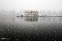 Snowfall in Tabriz Iran 4