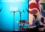 US American band Animation Iran Fajr Music Festival Tehran Bob Belden James Robert Belden 01