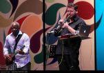 US American band Animation Iran Fajr Music Festival Tehran Bob Belden James Robert Belden 02