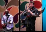 US American band Animation Iran Fajr Music Festival Tehran Bob Belden James Robert Belden 02