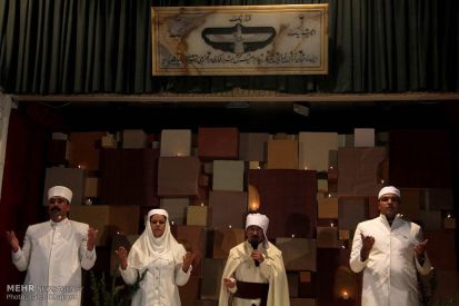 Zoroastrian Sadeh Festival Kerman Iran 04