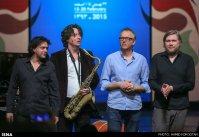 Dutch Musician Jazz Saxophonist Yuri Honing Iran Far Music Festival 2015 Tehran 02