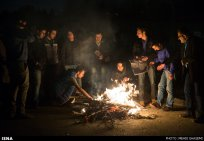Iran Chaharshanbe Suri Festival of Fire 08