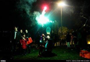 Iran Chaharshanbe Suri Festival of Fire 16