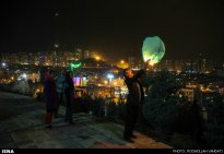 Iran Chaharshanbe Suri Festival of Fire 26