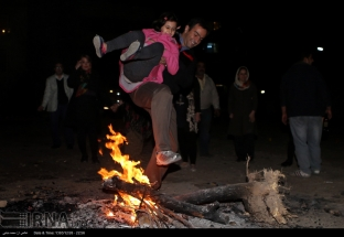 Iran Chaharshanbe Suri Festival of Fire 29