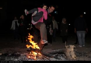 Iran Chaharshanbe Suri Festival of Fire 29