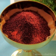Somagh (Sumac) - Representing the spice of life