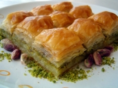 Iran Nowruz New Year Food and Sweets - Baklava