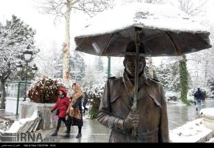 Iran,Tehran, Winter Snow 06