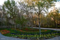 Alborz, Iran - Karaj, Chamran's Park Flower Garden 18