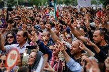 Armenian Genocide Anniversary - 1915-2015 - Commemoration in Iran, Tehran 12